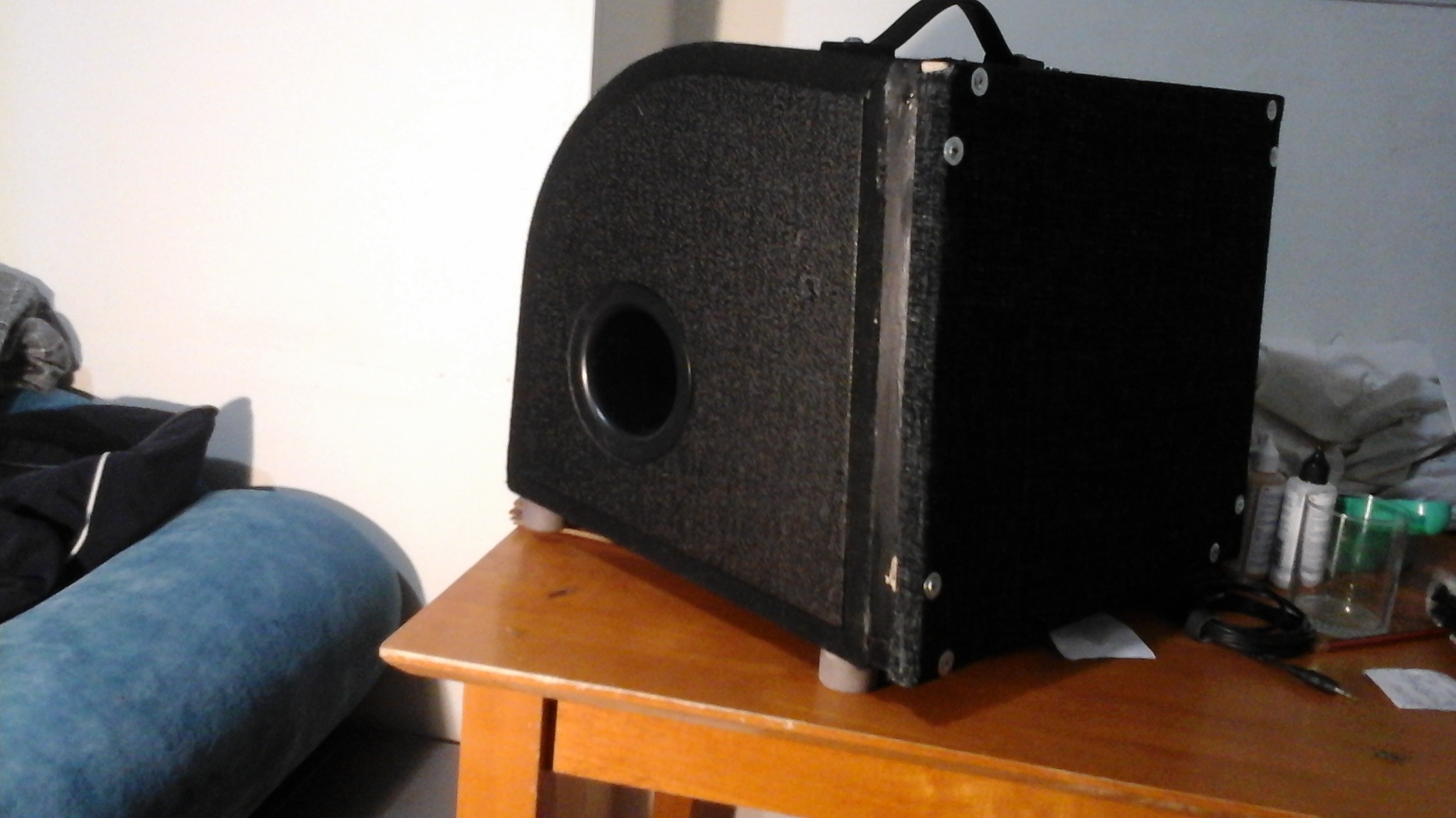 My Diy Guitar Amp Music Mike Footswitch For Epiphone Triggerman 60 2 Button